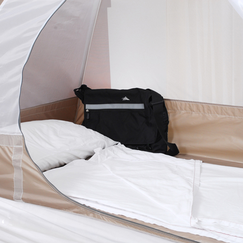 Eco-Keeper Bed Bug Tent Foot Extension